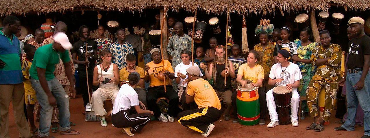 To blo dayi, origines de la Capoeira
